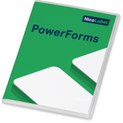 Nicelabel Etikettensoftware PowerForms 2017